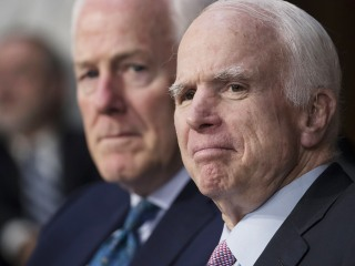 John McCain Tumor: Colleagues, Admirers Say 'Give It Hell, John'