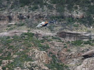 Nine Dead ID'd, Man Missing After Flood at Arizona Swimming Hole