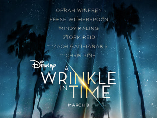 Disney's 'A Wrinkle In Time' Trailer Sparkles With Black Girl Magic