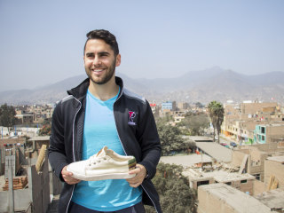 PATOS Aims to Make a Positive Impact in Peru Through Sneakers