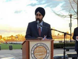 New Jersey's First Sikh Elected Official Looks to 'Uplift' Community in Mayoral Bid