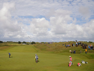 WATCH LIVE: First Round Underway at The 146th Open