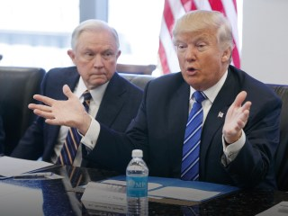 AG Sessions: Trump Criticisms 'Kind of Hurtful'
