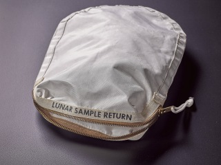 Bag of Apollo 11 Moon Dust Auctioned for $1.8 Million in New York