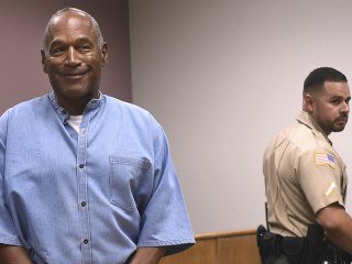 WATCH: O.J. Simpson's Parole Board Received Hundreds of Letters