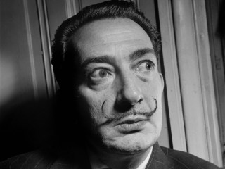 Exhumation of Salvador Dali's Remains Finds his Mustache Still Intact