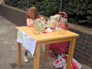 5-Year-Old Fined for Setting up Lemonade Stand