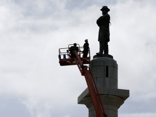 Confederate Symbolism in Its Ex-Capital Spurs Soul-Searching