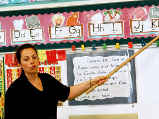 Opinion: More Latino Teachers Can Help Change Misconceptions About Our Kids