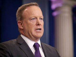 White House Press Secretary Sean Spicer Resigns After Trump Shakeup
