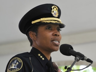 Dallas Hires First Black Female Police Chief