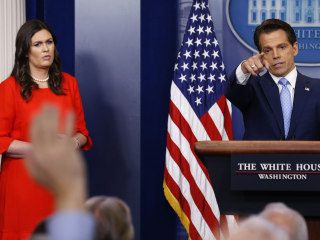Meet Anthony Scaramucci, Trump's New Communications Director