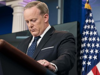 How Sean Spicer Went Horribly Wrong