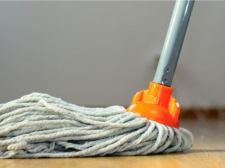How often you should mop your floors — and the right way to do it