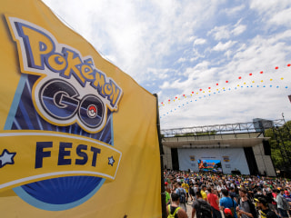 Pokemon Go Festival Turns Into a Tech Nightmare