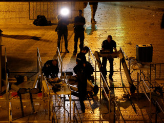Israel Removes Metal Detectors from Jerusalem Holy Site — But Anger Remains