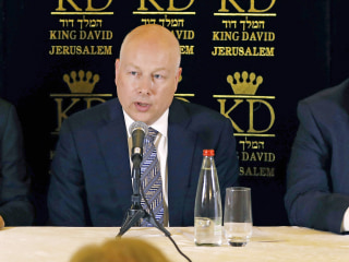 Can Trump's Ex-Lawyer Jason Greenblatt Achieve Middle East Peace?