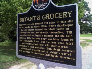 Emmett Till Marker Rededicated After Being Vandalized