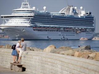 Man Suspected of Killing Wife on Cruise Because 'She Would Not Stop Laughing' at Him