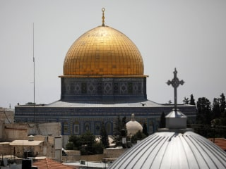 What Is Jerusalem's Al-Aqsa And Why Is It a Flashpoint?