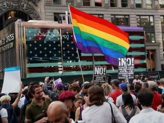 Trump Administration: No Civil Rights Protection for Gays and Lesbians
