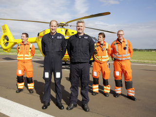 Prince William to Make Last Air Ambulance Flight, Increase Royal Duties