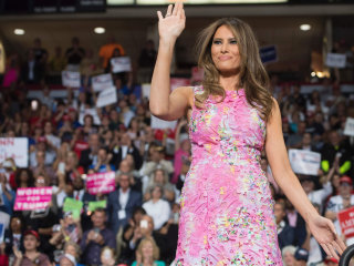 Melania Trump to Take First Solo Foreign Trip as First Lady to Invictus Games