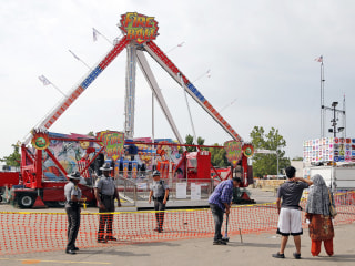 Kasich Urges Ohioans to Return to State Fair One Day After Fatal Accident