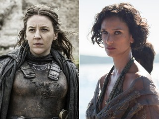 'Game of Thrones' Actress Gemma Whalen: Yara's Same-Sex Kiss Was Improvised