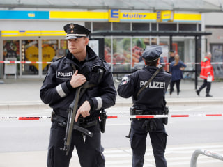 Hamburg Stabbing: 1 Dead, 4 Wounded in German Supermarket Attack