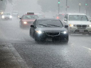 Torrential Rain Sparks Flash Flood Warnings in 3 States