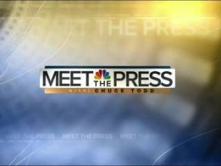 Meet the Press - July 30, 2017