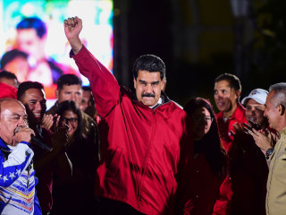 Nicolas Maduro: The Path From Bus Driver to Venezuelan President