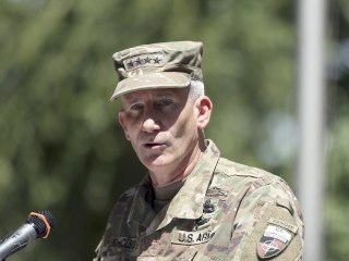 Mattis Defends Afghanistan Commander John Nicholson Following Trump Criticism