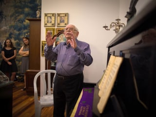 Family Piano That Survived Holocaust Joins Yad Vashem Museum