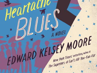 Author Edward Kelsey Moore Turned 'Lovely' Hobby Into a Bestselling Career