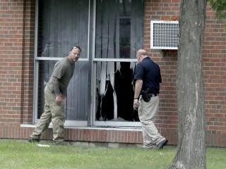FBI Investigates Bombing at Bloomington, Minnesota, Mosque
