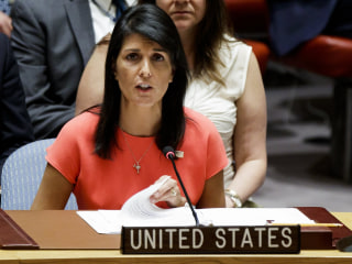 Amb. Nikki Haley: 'You're Going to See Us Stay' in Iran Nuclear Deal