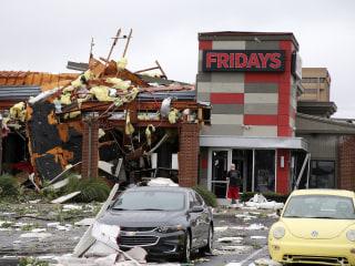 Tornado Strikes Tulsa, Causing Dozens of Injuries and Damage