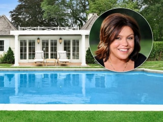 Rachael Ray's gorgeous Hamptons home has not one, but TWO kitchens!