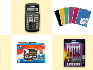 Where to shop for affordable back to school supplies