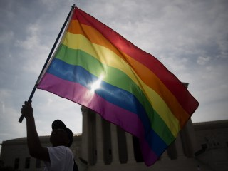 U.S. Muslims More Accepting of Homosexuality Than White Evangelicals