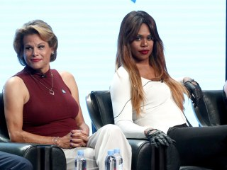 Laverne Cox, Alexandra Billings Talk Trans Trends on TV: 'We Have to Do Better'