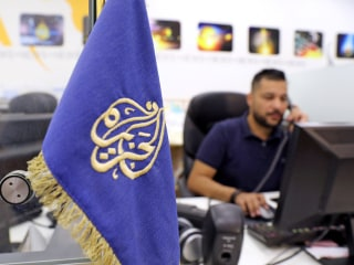 Israel Is Trying to Ban Al Jazeera: Here's What You Need to Know