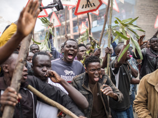 Kenya Erupts Into Violence Amid Voting Results and Hacking Allegations
