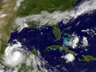 Franklin Becomes the First Atlantic Hurricane of the Season