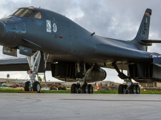 B-1 Bombers Key to a U.S. Plan to Strike North Korean Missile Sites
