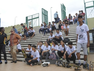 This U.S. Sports Envoy Is Bridging Communities With Skateboarding