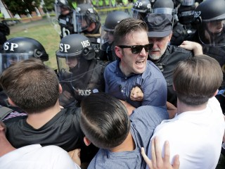 Florida's State of Emergency Reflects Post-Charlottesville Fears
