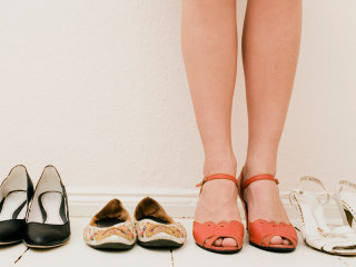 Why you shouldn't wear the same pair of shoes every day